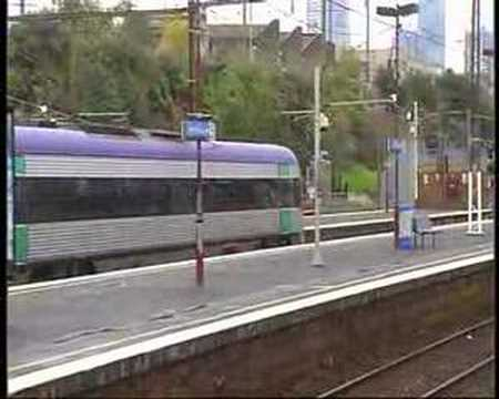 Ch7 news report on public transport issues in Melbourne