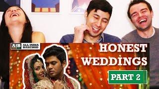 HONEST INDIAN WEDDINGS Part 2 | Reaction & Discussion!
