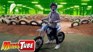 Motocros eléctricas Scooters y wipeout para niños en MikelTube