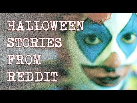 3 Halloween Stories From Reddit | Halloween Weekend Pre-Game | True Terror Vol. 4
