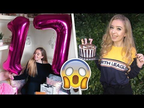 ITS MY BIRTHDAY!! IM 17!!