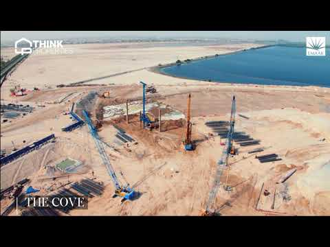 Dubai Creek Harbour – Construction Update