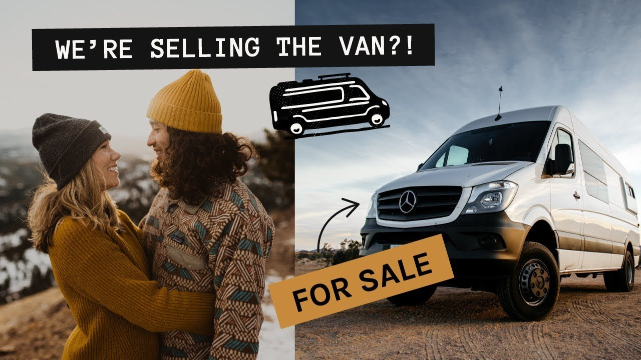 7bbae7d6ce We are selling our van !