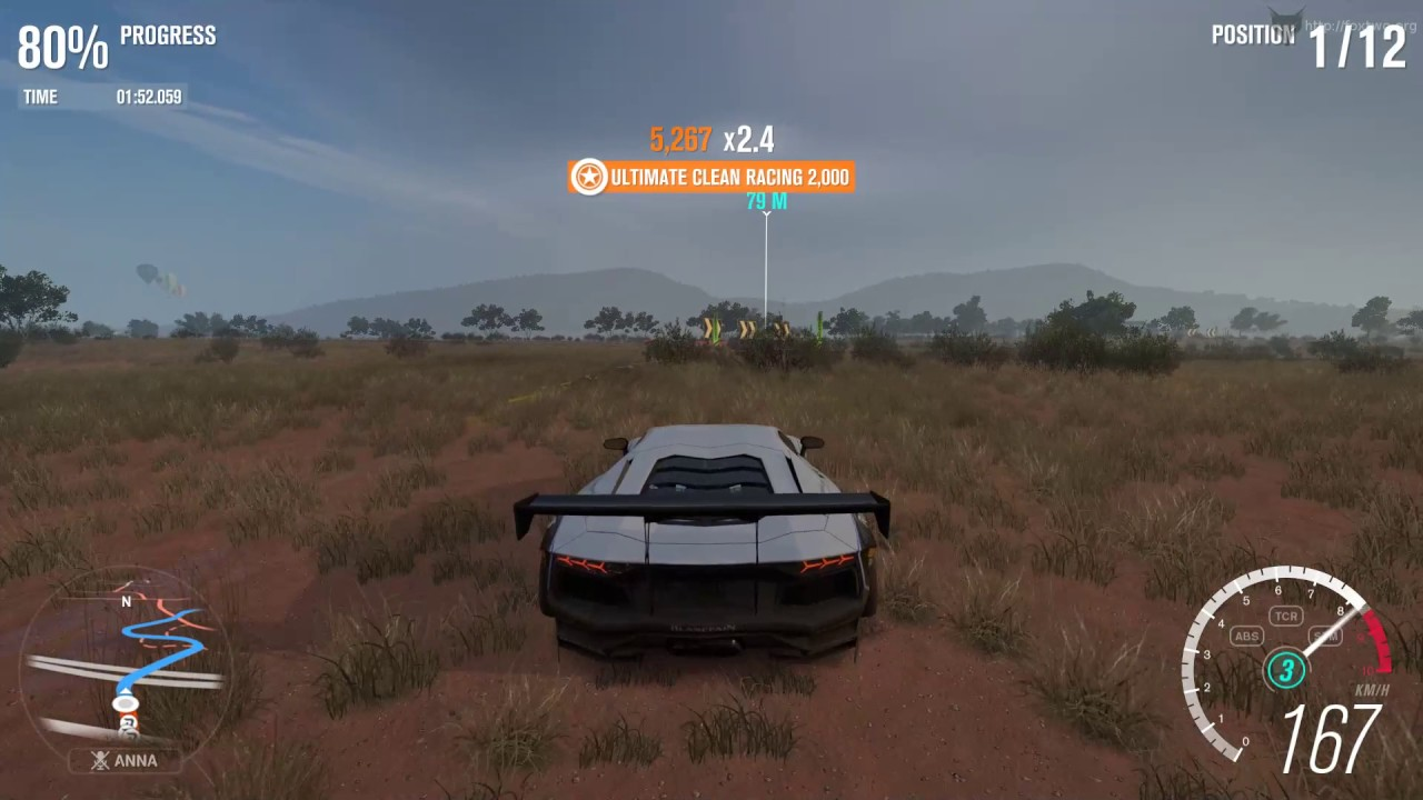 Forza Horizon Hyper Cars On Dirt Tracks Youtube