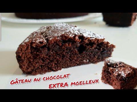 gâteau-au-chocolat-très-moelleux🍫et-la-texture-fondante-en-bouche🤩À-tester-absolument!