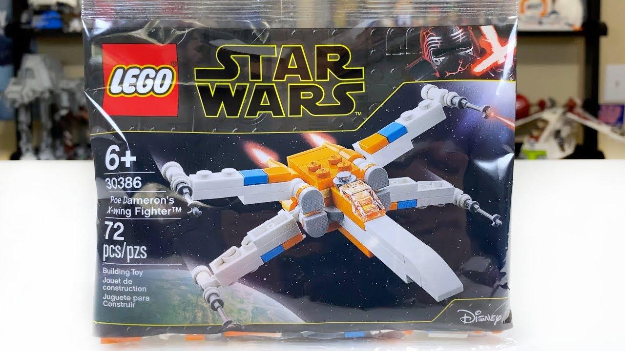 Lego®Star Wars 30386 Poe Dameron/'s  X-Wing,OVP