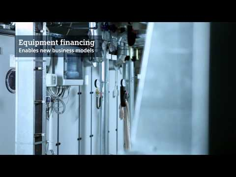 Siemens at a glance - Financial Services