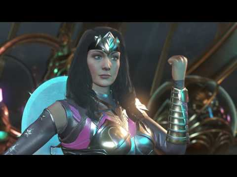 Injustice 2 Get Equip Wonder Woman New Ability Improved Artemis Strength