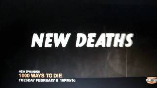 1000 Ways to Die New Episodes.wmv