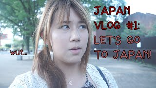 Repeat youtube video JAPAN VLOG #1 | Let's Go To Japan!