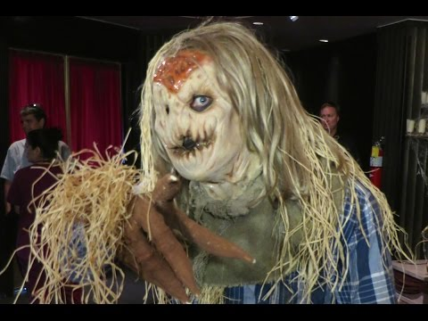 Face Off Media Event Halloween Horror Nights Universal Studios Orlando