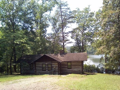 Cabin 8 At Fairy Stone State Park In Virginia