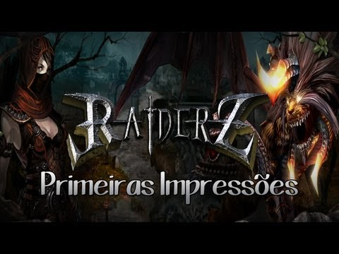 RaiderZ Gameplay – First Look / Primeiras Impressões