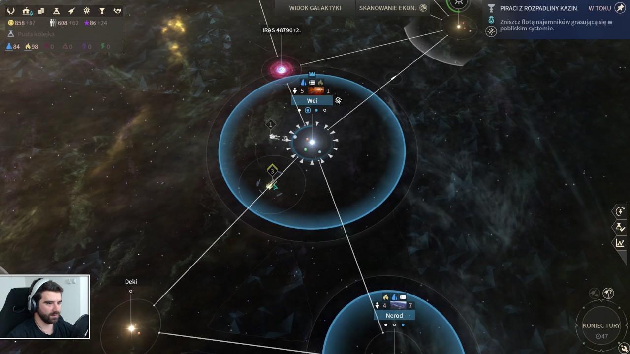 Endless Space 2 #2 – Uzależnienie od gry /24.05.17 #3