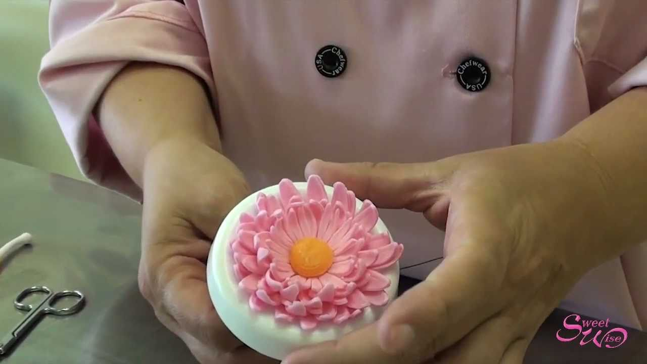 Beautiful Easy Gerbera Daisy Youtube