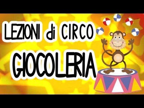 Giocoleria - Lezioni di circo