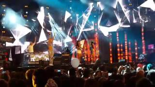SEREBRO – Kiss (Live @ Cola Summer Festival 2015)