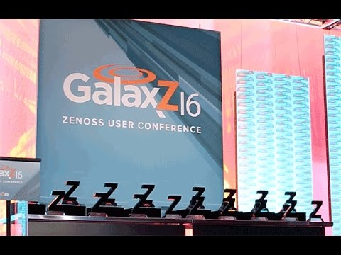 Zenoss GalaxZ 16 Highlights
