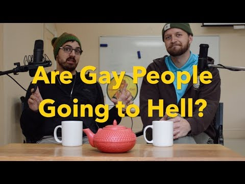 Gregorian Chat Ep53: Are Gay People Going To Hell?