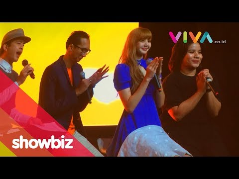 Lisa Blackpink Tiba di Jakarta, Fans Histeris!!