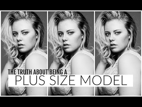 The Truth About Plus Size Modeling | Elisabeth Beemer