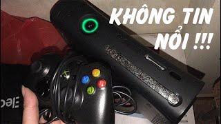 Máy Xbox vứt xó 5 năm lôi ra vẫn chạy tốt !!! Nể Microsoft quá !!!