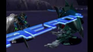 Battle Assault 3: Wing Zero Custom