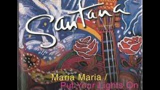 María María - Santana - Karaoke