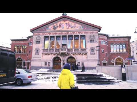 About Aarhus University