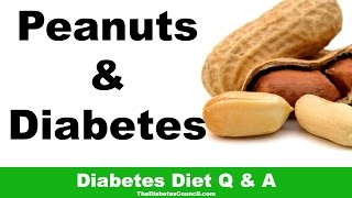 Are Peanuts Good Diabetes