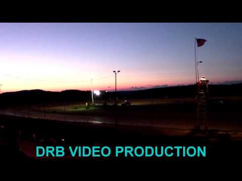 Marion Center Speedway 8/12/17 Mirco Sprint Dash