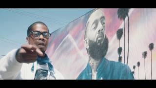 (Nipsey Hussle Tribute) Benji Stone - Bad Newz ft. Stonie [Official Music Video]