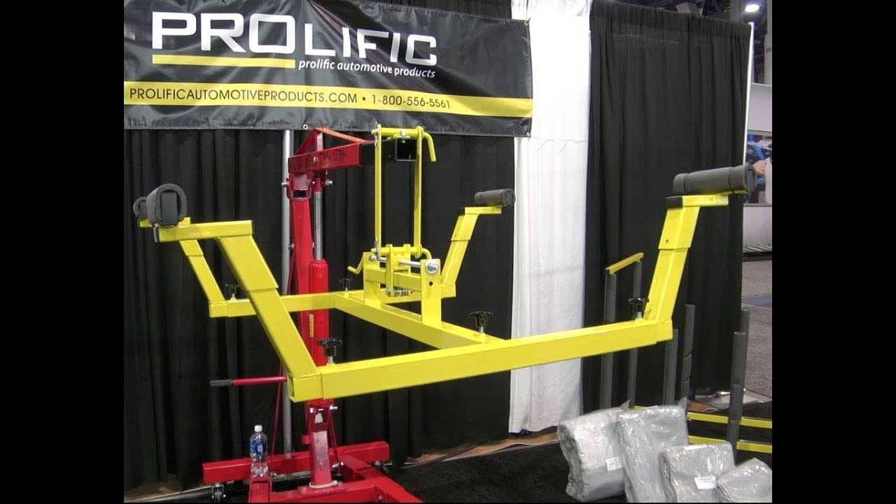 Prolific Truck Bed Lift - YouTube