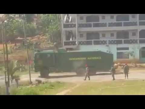 Cameroon ,army killing civilian at Bamenda(11)
