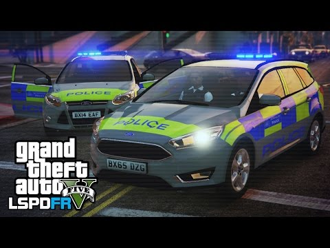 UK policing mod - GTA 5 LSPDFR: The British way #48