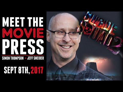 Meet the Movie Press for September 8th, 2017