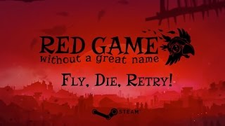 Red Game Without a Great Name - Steam Release Trailer