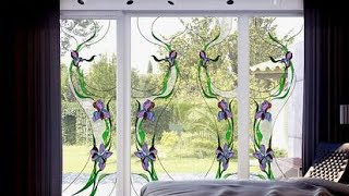 видео Витражные окна