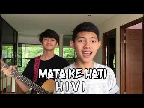 Ost. Dear Nathan cover Auw Genta feat Arash Buana - Mata ke Hati (HIVI)