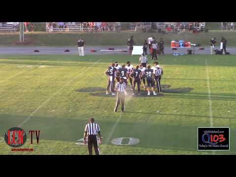 Lanier County Football Vs Tiftarea Academy