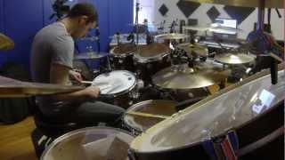 Oceans (Where Feet May Fail) - Hillsong United (Drum Cover) - Sal Arnita