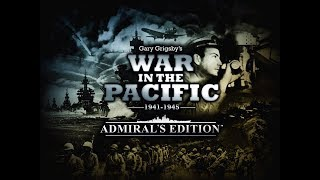 War in the Pacific: A PBEM Series