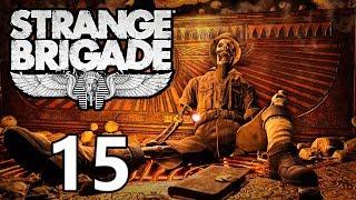 Strange Brigade - Кооператив - Прохождение на русском - Великая пирамида [#15] | PC