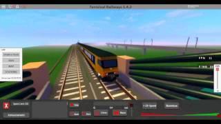 Intercity Direct À Roblox Terminal Railways 2