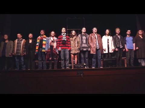 Seasons of Love - RENT at Fordham University 2015