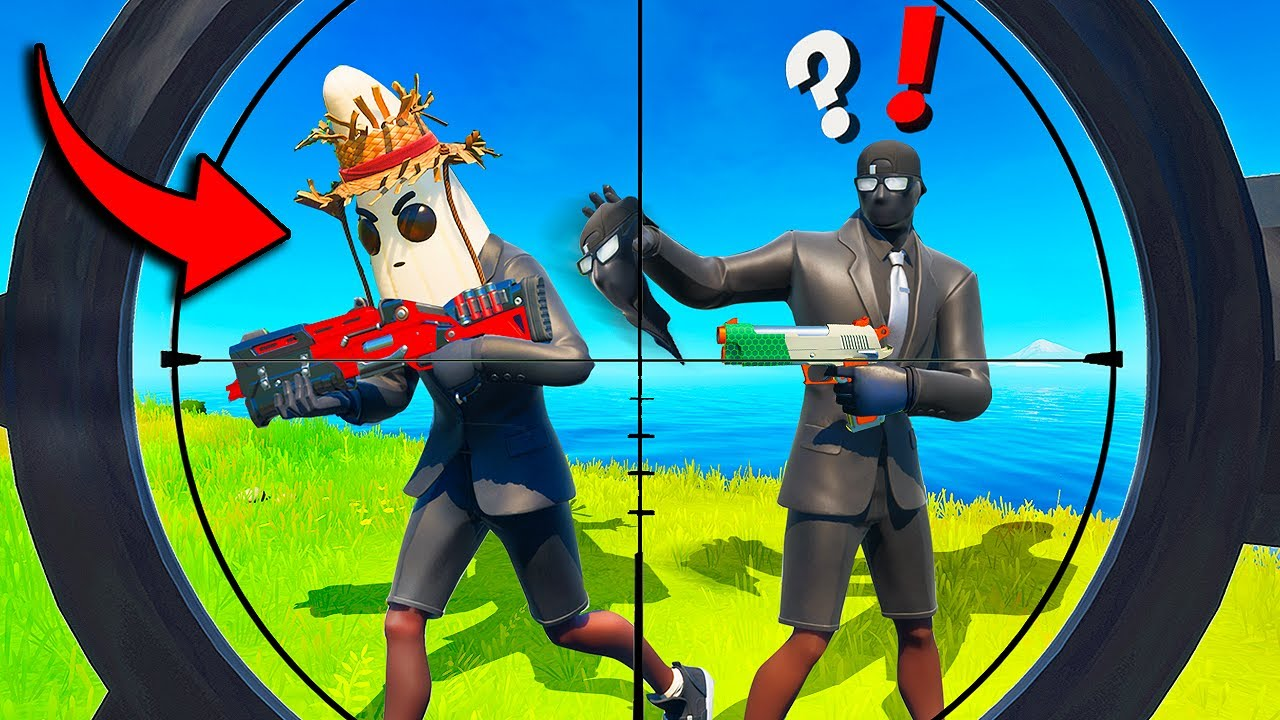 *SMARTEST* HENCHMAN OF ALL TIME!! - Fortnite Funny Fails and WTF Moments! #993