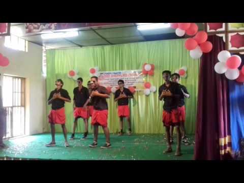 good shepherd itc kunnamkulam dance program