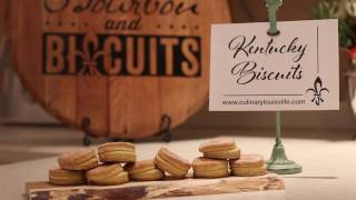 Bourbon & Biscuits - Kentucky Biscuits