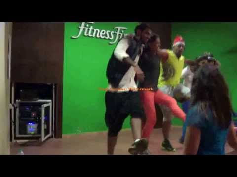 Zumba Party With Illumination 2013