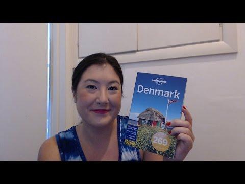 Denmark & Copenhagen Travel Books